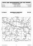 Map Image 001, Allamakee County 2001