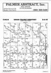 Map Image 003, Allamakee County 2001