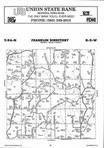 Map Image 023, Allamakee County 2001