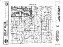 Index Map, Appanoose County 1980