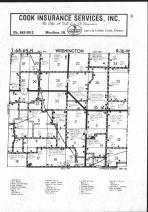 Map Image 002, Appanoose County 1981