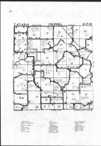 Map Image 016, Appanoose County 1981