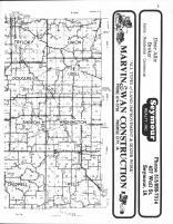 Index Map 2, Appanoose County 1984