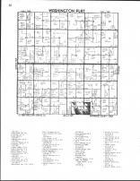 Map Image 004, Appanoose County 1984