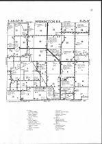 Map Image 003, Appanoose County 1986