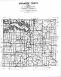 Index Map, Appanoose County 2001 - 2002