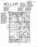Map Image 001, Appanoose County 2001 - 2002