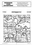 Map Image 031, Appanoose County 2001