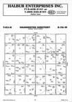 Map Image 014, Carroll County 2002 Published by Farm and Home Publishers, LTD