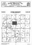 Map Image 015, Carroll County 2002 Published by Farm and Home Publishers, LTD