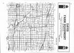Index Map, Cedar County 1983 Published by Directory Service Company
