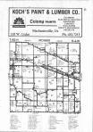 Pioneer T82N-R4W, Cedar County 1983 Published by Directory Service Company