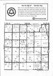 Union T95N-R22W, Cerro Gordo County 1978 Published by Directory Service Company
