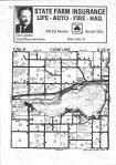 Clear Lake T96N-R22W, Cerro Gordo County 1978 Published by Directory Service Company