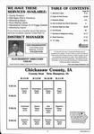 Index Map 2, Chickasaw County 2000