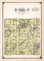 Sperry Township, Volga, St. Sebald, Clayton County 1914