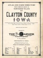 Title Page, Clayton County 1914
