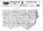 Index Map, Clinton County 1982
