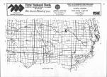 Index Map, Clinton County 1985