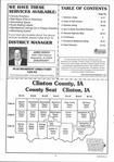 Index Map 1, Clinton County 2000