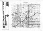 Index Map, Crawford County 1980