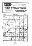 West Side T84N-R37W, Crawford County 1981 Published by Directory Service Company