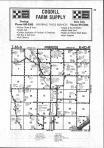 Paradise T83N-R40W, Crawford County 1981 Published by Directory Service Company