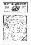 Milford T84N-R38W, Crawford County 1981 Published by Directory Service Company