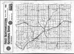 Index Map, Crawford County 1982