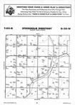 Map Image 009, Crawford County 2001 Published by Farm and Home Publishers, LTD