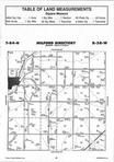 Map Image 030, Crawford County 2001 Published by Farm and Home Publishers, LTD