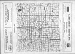 Index Map, Davis County 1986