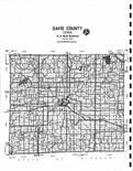 Index Map, Davis County 2003 - 2004