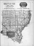 Index Map, Des Moines County 1960