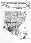 Index Map, Des Moines County 1982 Published by Directory Service Company
