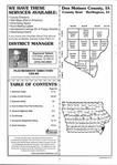 Table of Contents, Des Moines County 1998