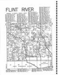 Flint River, Union T70N-R3W, Des Moines County 2005 - 2006