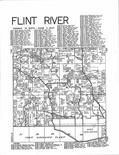 Flint River, Union T70N-R3W, Des Moines County 2007 - 2008