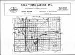 Index Map, Emmet County 1980 Published by Directory Service Company