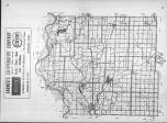 Index Map, Fremont County 1960