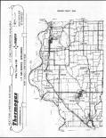 Index Map 1, Fremont County 1984
