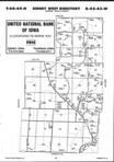 Map Image 007, Fremont County 2000