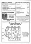 Table of Contents, Fremont County 2000