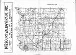 Index Map, Harrison County 1986