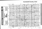 Index Map, Humboldt County 1998