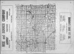 Index Map, Jasper County 1959