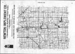 Index Map, Jasper County 1979