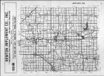 Index Map, Jasper County 1986