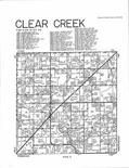 Clear Creek T81N-R21W, Jasper County 2007 - 2008