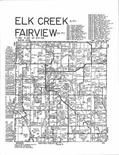 Elk Creek, Fairview T78N-R18W, Jasper County 2007 - 2008